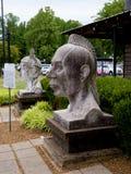 Het Historische Museum van Casey Jones Home & van de Spoorweg in Jackson, Tennessee Royalty-vrije Stock Fotografie