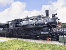 Het Historische Museum van Casey Jones Home & van de Spoorweg in Jackson, Tennessee Royalty-vrije Stock Foto's