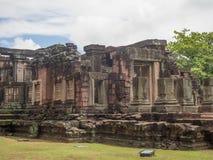 Het Historische Park van Phimai Stock Foto's