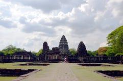 Het Historische Park van Phimai Royalty-vrije Stock Afbeelding