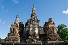 Het Historische Park van Sukhothai, Thailand Royalty-vrije Stock Afbeeldingen