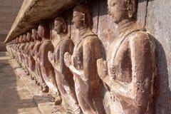 Het historische park van Sukhothai, Thailand Stock Foto