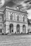 Het historische Rendano-Theater in Cosenza, Italië Royalty-vrije Stock Foto