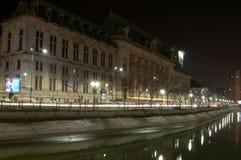 Het hof van appel van Boekarest Stock Foto's
