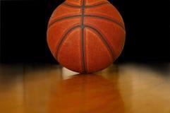 Het hof van het basketbal Stock Afbeelding