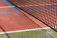 Het hof van Tenis Royalty-vrije Stock Foto's