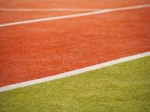 Het Hof van tennissporten stock fotografie