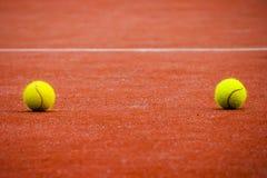 Het Hof van tennissporten Concurrentie Royalty-vrije Stock Foto