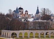 Het Hof van Yaroslav royalty-vrije stock foto's