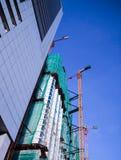 Het hoge gebouw Stock Fotografie