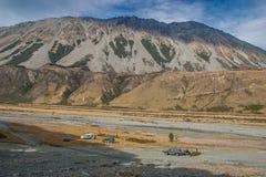 Het Hoge Land van meercoleridge 4WD Royalty-vrije Stock Foto's