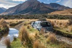 Het Hoge Land van meercoleridge 4WD Stock Foto's