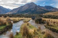 Het Hoge Land van meercoleridge 4WD Stock Afbeelding