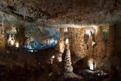 Het hol van de stalactiet Royalty-vrije Stock Fotografie