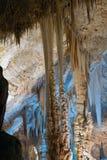 Het hol van de stalactiet Stock Afbeelding