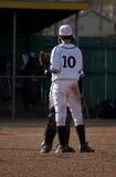 Het honkbal van de jeugd Royalty-vrije Stock Foto's