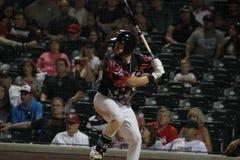 Het honkbal van El Paso Chihuahuas Stock Foto