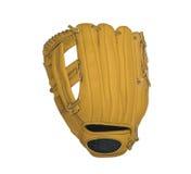 Het honkbalhandschoen van het leer royalty-vrije stock afbeeldingen