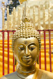Het hoofd van Boedha Stock Afbeeldingen