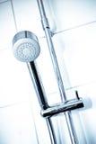 Het hoofd van de douche Stock Fotografie