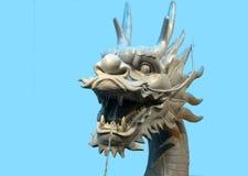 Het hoofd van de draak Royalty-vrije Stock Afbeelding