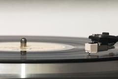 Het hoofd van de grammofoon Royalty-vrije Stock Afbeeldingen