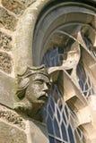 Het Hoofd van de steen Stock Afbeeldingen