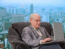 Het hoofd van de zaken Royalty-vrije Stock Foto's