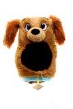 Het hoofd van het puppy Stock Foto