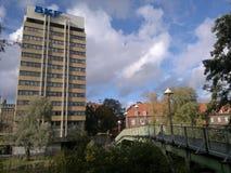 Het hoofdkantoor van SKF - Zweden Stock Afbeelding
