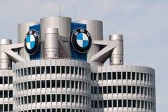 Het Hoofdkwartier van BMW stock foto