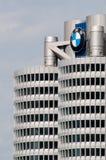Het Hoofdkwartier van BMW Stock Afbeeldingen