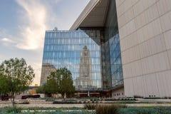 Het hoofdkwartier van de de Politieafdeling van Los Angeles royalty-vrije stock foto