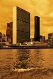 Het Hoofdkwartier van de V.N. stock foto's