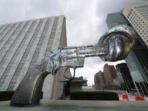 Het Hoofdkwartier van de Verenigde Naties Royalty-vrije Stock Afbeeldingen