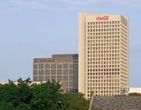 Het Hoofdkwartier van de Wereld van de coca-cola Stock Afbeelding