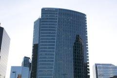 De bureaus van Microsoft in Bellevue van de binnenstad Royalty-vrije Stock Foto's