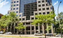Het hoofdkwartier van SNC Lavalin royalty-vrije stock fotografie