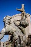 Het Hoofdstandbeeld van de Staat van Missouri Royalty-vrije Stock Foto