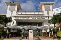 Het hoofdstation van Tanger Royalty-vrije Stock Foto's