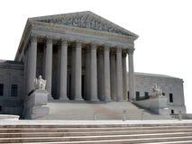 Het Hooggerechtshof van Amerika stock foto's