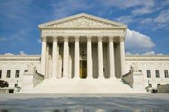Het Hooggerechtshof van de V.S. stock foto