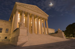 Het Hooggerechtshof van de V.S. royalty-vrije stock foto