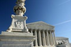 Het Hooggerechtshof van de V.S. Royalty-vrije Stock Afbeeldingen