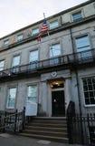 Het Hooggerechtshof van de V S Consulaat-generaal in Edinburgh, Schotland stock afbeeldingen