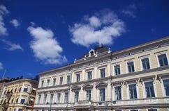 Het Hooggerechtshof van Helsinki Stock Afbeeldingen
