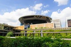 Het Hooggerechtshof van Singapore stock foto