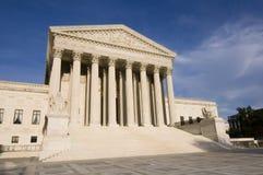 Het Hooggerechtshof van Verenigde Staten stock afbeeldingen