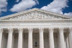 Het Hooggerechtshof van Verenigde Staten royalty-vrije stock foto