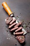 Het hoogste blad of lapje vlees van Denver stock afbeelding